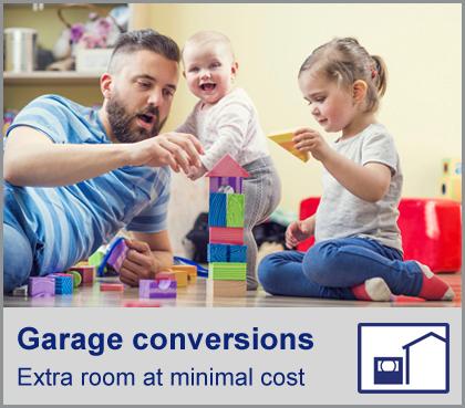 Hertfordshire Builders - Garage conversions