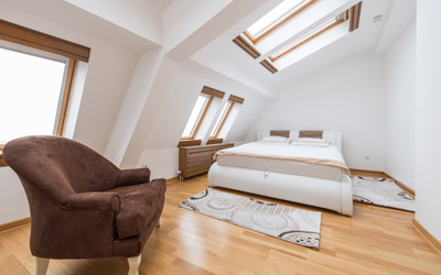 Can I convert the loft in my house?