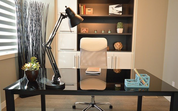 Give yourself room to think with a new home office